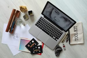 Hva gjør en grafisk designer?